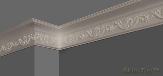 Vd 25 g cebadecor - Corniche decorative polystyrene ...
